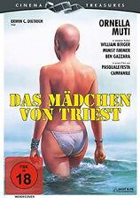 DAS MÄDCHEN VON TRIEST Uncut ORNELLA MUTI Ben Gazzara DVD Neu