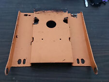 SCAG MOWER SEAT PLATE PART # 461966, 423946