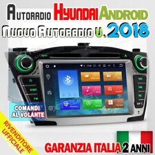 "AUTORADIO 7"" Android 6.0 32gb/2gb OCTA-CORE HYUNDAI IX35 TUCSON 2009-2015 DVD..."