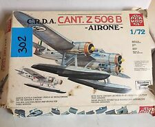 C.R.D.A Cant. Z 506 Airone Model Kit 1/72 Scale