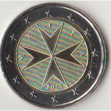 Malta 2 euro 2019 UNC coin