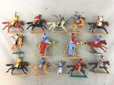 Lot 14 Timpo Mounted Arabs Camels Horses