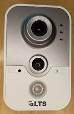 Lts 3 Megapixel Network Ip Security Camera 3Mp Cube 4mm Model: Cmip8932-W