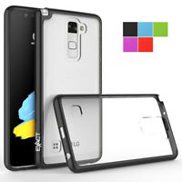 For LG G Stylus 2 / LG G Stylo 2 Exact Slim-Fit TPU Shockproof Case Cover