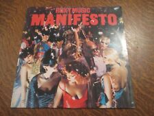 33 tours ROXY MUSIC manifesto