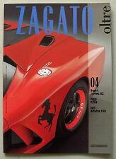 ZAGATO CAR MAGAZINE 1993 FERRARI FZ93 Alfortville 159