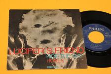"LUCIFER'S FRIEND 7"" RIDE THE SKY 1°ST ORIG ITALY 1971 EX+ TOP RARE"