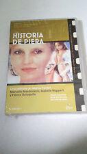 """DVD """"HISTORIA DE PIERA"""" MARCO FERRERI MARCELLO MASTROIANNI ISABELLE HUPPERT"""