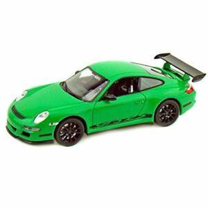 Porsche 911 GT3 RS Green 1:24 Scale Die-cast Model Toy Car