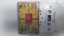REGGAE  ALPHA BLONDY burning spear SHABA RANKS culture RARE ISRAELI  CASSETTE