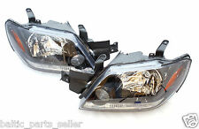 MITSUBISHI Outlander 2003-2005 front headlamp headlights set left right