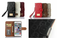 MK Luxury Fashion Wallet iPhone X iPhoneX Michael Kors flip cover glossy