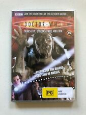 Doctor Who - 75 - Victory of the Daleks / Time of Angels (DVD) R4 - NEW & SEALED