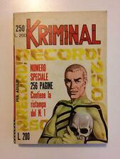 Kriminal # 250 - Record!