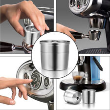Reusable Stainless Steel Coffee Machine Pods Capsule Filter Accessories For Illy