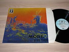 PINK FLOYD LP-sountrack from the film more/French EMI Columbia Press in MINT