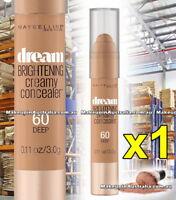 Maybelline Dream Brightening Creamy Concealer - 60 Deep