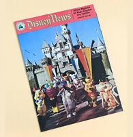 Disney News Magic Kingdom Club Magazine Winter 1967 Vintage Disneyland 17 pages