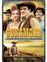 Gunsmoke - Gunsmoke: The Seventh Season Volume 1 [New DVD] Boxed Set, Full Frame