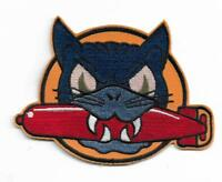 US Navy Tomcat VT-5 Torpedo Squadron WWII Patch NEW!!!