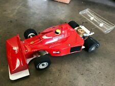 Vintage 1/8 Scale Associated RC 200 R/C Nitro Racing Car