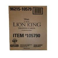 1994 SKYBOX * THE LION KING SERIES 1 * SEALED 10 BOX CASE * 360 PACKS * PSA