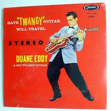 DUANE EDDY Have Twangy Guitar Will Travel LP SEALED 2nd press surf rock JF86
