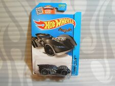 2015 HOT WHEELS ''HW CITY'' #64 = BATMAN : ARKHAM ASYLUM BATMOBILE = BLACK us