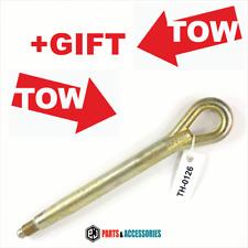 Tow hook ring lug towing eye towhook loop for Daewoo Nubira 1997-2003 +GIFT