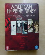 American Horror Story:The Complete Seasons 1, 2, 3, 4, 5 & 6 DVD BOX SET