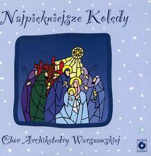 CD CHÓR ARCHIKATEDRY WARSZAWSKIEJ Kolędy * Christmas Carols