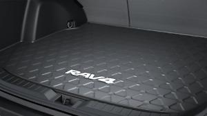 Genuine TOYOTA RAV 4 2.5 Hybrid AWD (AXAH54) 2018 on All Weather Cargo Mat