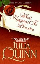 What Happens in London by Julia Quinn (Paperback, 2009)