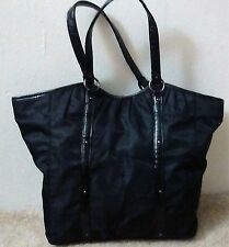 Ann Taylor, Large Black Purse, Totes & Shoppers