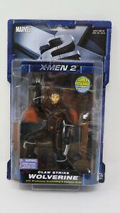 TOY BIZ MARVEL X2 X-MEN UNITED WOLVERINE Action Figure RARE Version