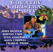 Country Christmas Party - Various Artist    CD NEU OVP