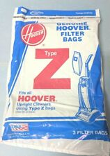 Hoover Upright Vacuum Cleaner Filter Bags Type Z - for Breat Easy & other models