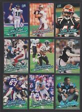 1997 ULTRA PLATINUM MEDALLION EDITION PARALLEL #215 GARY BROWN CHARGERS SP 1/200