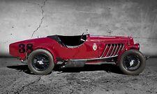1938 Wolseley Grand Prix Vintage Classic Race Car Photo Print CA-1057