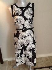 Kate Spade Florence Broadhurst Japanese Floral womens Austin Dress $398 NWT 4
