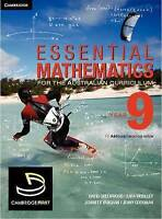 Essential Mathematics for the Australian Curriculum Year 9, Paperback by Gree...