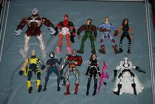 Marvel Legends Toy Biz/Hasbro X-Force X-Men Lot  (loose)