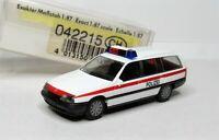Herpa 1:87 Opel Omega A Caravan GLS OVP 042215 Polizei Schweiz CH