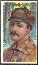 ATC A.T.C. (USA)-TYPES OF NATIONS SERIES (1912)-#09- CANADA