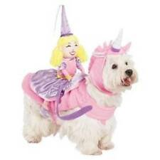 NWT Dog Cat Rider Costume - Princess on Unicorn L/XL Extra Large Halloween