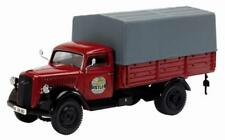 OPEL LITZ PICK UP WITH TARPAULIN DISTLER Schuco ROSSO 1:43