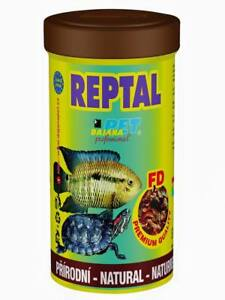 Dajana REPTAL Natural dried food for Turtle species / Terrapins / Fish BBE 11/21