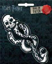 Harry Potter Death Eater Embroidered Patch Officially Licensed