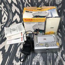 KODAK Easyshare Printer Dock Plus SERIES 3 with Power Supply & Photo Tray Tested