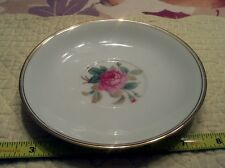 Noritake Sharon Saucer only Gold Trim. Number 3057. Good Condition! Great Spare